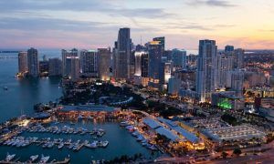 Miami closes in on deal to host F1 Grand Prix