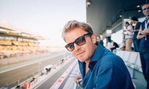Rosberg glad not to be racing in 'scary' F1 any more