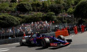 Tost hails 'fantastic' Monaco effort by Gasly