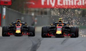 Verstappen says bulls need to be 'less eager' when racing together