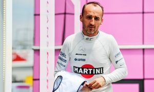 Kubica says left-handed driving style suits him
