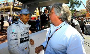 Rosberg father and son to demo title-winning cars in Monaco!