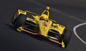 Sean Bull revisits a classic Indy 500 livery