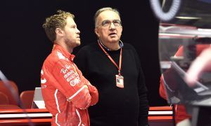 Marchionne encouraged by F1's 'change of attitude', but quit threat remains
