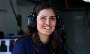 Alfa Romeo holds on to Tatiana Calderon as F1 reserve