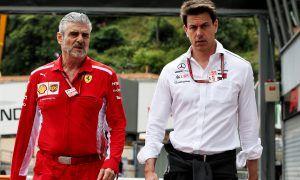 Wolff 'disturbed' by FIA disclosures in Ferrari ERS case