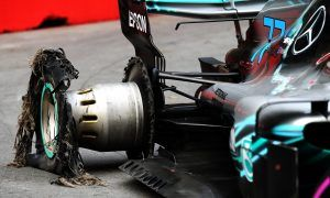 Mercedes spotted fatal Bottas debris… just too late
