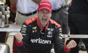 Will Power adds to Aussie clean sweep with Indy 500 win!