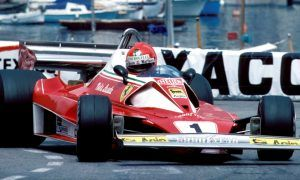 Lauda makes it four out of six in Monte Carlo