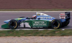 Schumacher's '5th gear only' astonishing drive