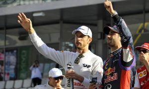Button puts 'lucky' Ricciardo at Ferrari for 2019!