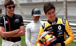 Aitken gets Renault in-season Barcelona test