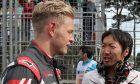 Kevin Magnussen (DEN) Haas VF-18