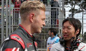 Magnussen 'having a good season' despite mixed luck