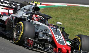 Magnussen reprimanded for 'potentially dangerous manoeuvre'
