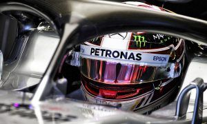 Hamilton takes charge in Barcelona as Raikkonen hits problems