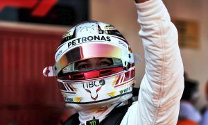 Hamilton hoping for 'cooler and calmer' Saturday