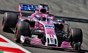 Force India investigating Perez FP2 tyre issue