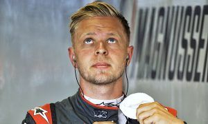 'P7 for us is like pole position!' says Magnussen