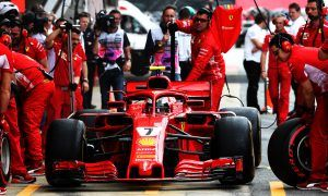 Ferrari suspected of using sophisticated battery-linked ploy!