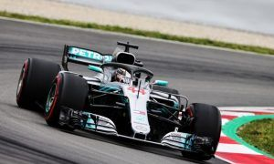 Hartley in massive shunt as Hamilton leads Mercedes 1-2 in FP3