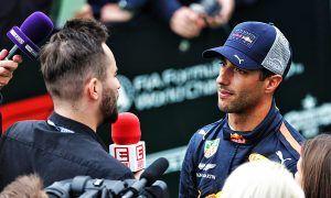 Ricciardo 'disheartened' by gap to Mercedes in qualifying