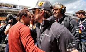 Spanish GP: Sunday's action in pictures