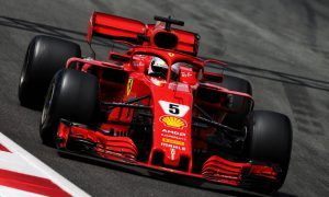 Vettel highlights concerns on speed, tyres and reliability