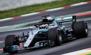 Bottas beats Giovinazzi to the top in Day 2 morning session