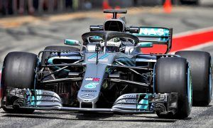 Bottas finishes fastest on Day 2 of Barcelona test