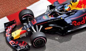 Ricciardo and Verstappen stay on top in Monaco second practice