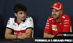 Villeneuve: 'Vettel would try to eat Leclerc alive!'