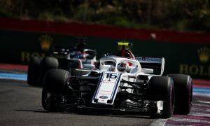 Leclerc collects another point but rues small mistake