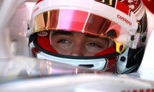 Hakkinen: 'Leclerc takes Sauber to a different level'