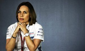 Williams determined to 'shake off the dust and move forward'