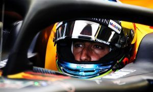 Ricciardo hoping start on hypersoft will provide early edge