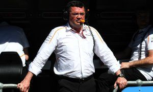Eric Boullier is out and Gil de Ferran is in at McLaren!