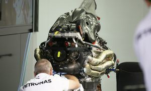 Tech F1i - The Silver Arrows ramp up the power in France