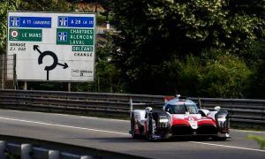 Alonso and Toyota off to a good start at Le Mans