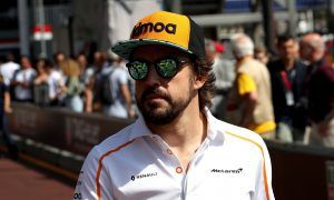 Alonso heads to race #300, and it will be a tough one