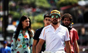 No talks on Alonso's future until summer break - Brown