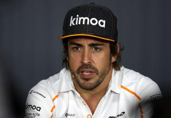 Fernando Alonso (ESP), McLaren F1 Team. Circuit Paul Ricard.