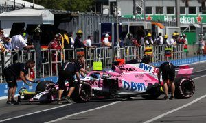 Force India's Fernley discards Rich Energy buy-out rumors
