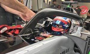Grosjean hopes to see more outings for 'camera glasses'