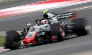 Spare parts shortage means no margin for error for Haas drivers