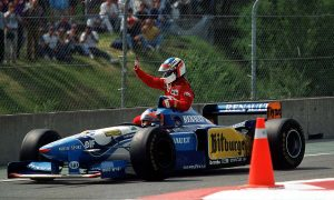 When Alesi owned the day in Montreal