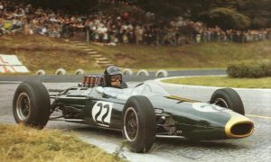 Big Dan cracks it for Brabham at Rouen!