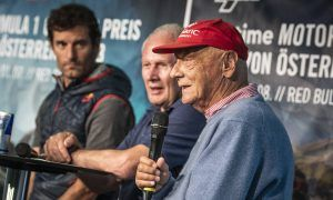 Lauda to Marko: 'Ricciardo blackmailed you with Hamilton!'
