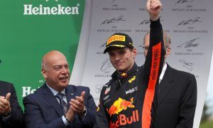 Calm and clean Verstappen says he hasn't changed his approach