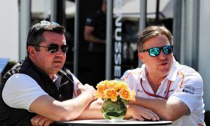 McLaren boys see good days ahead for Honda and Red Bull!